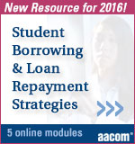 student debt management modules