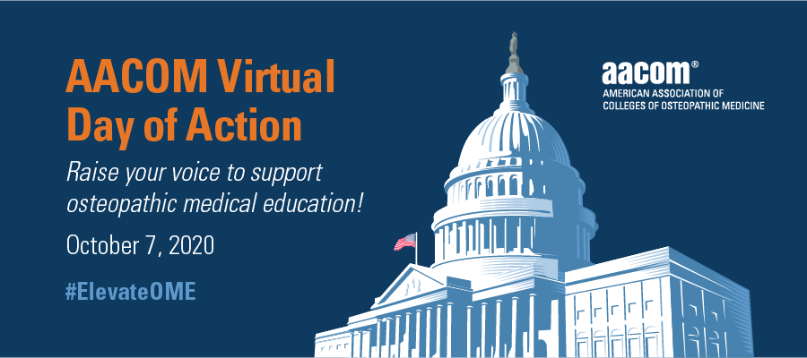 AACOM Virtual Day of Action