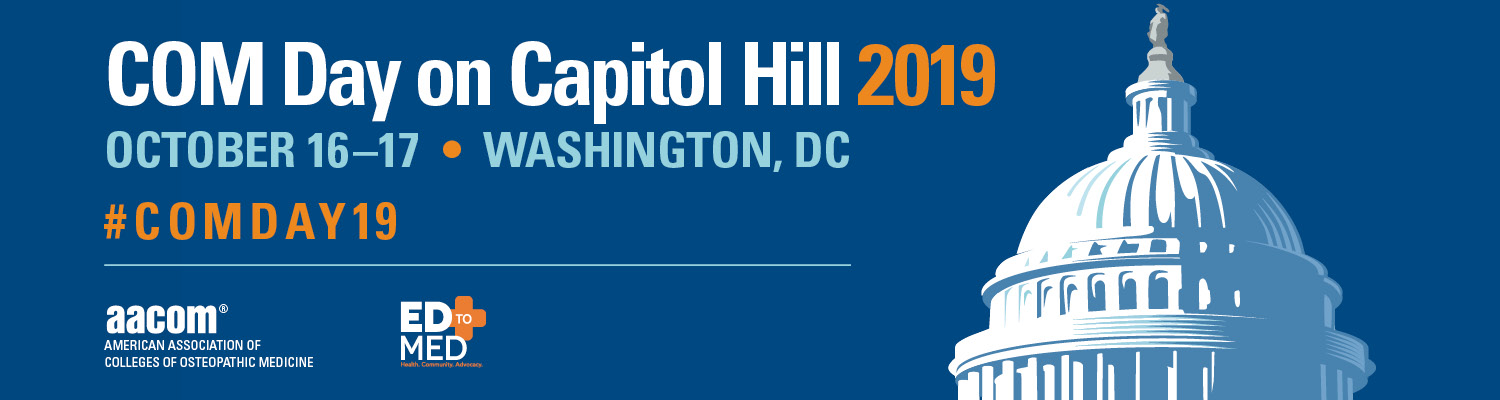 AACOM's 2019 COM Day on Capitol Hill